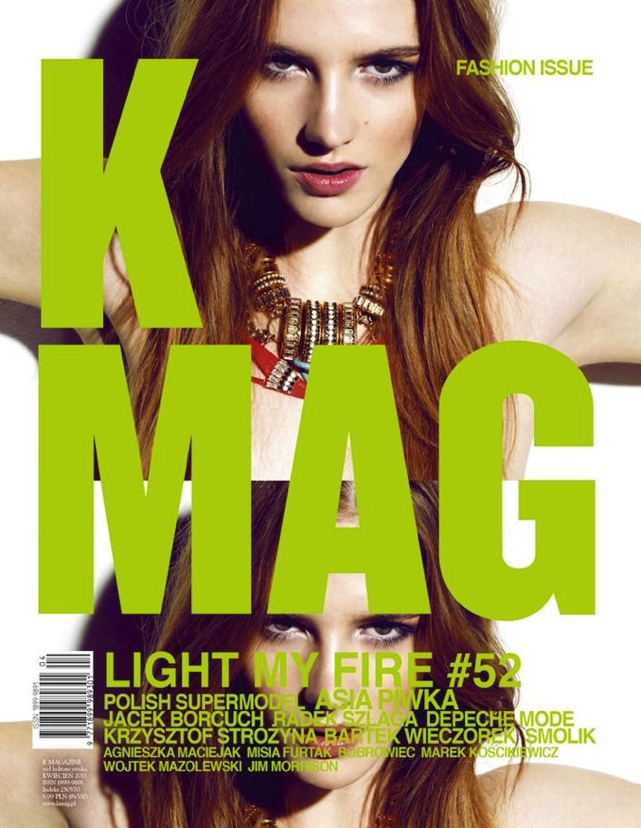 maria eriksson, fashion, cover