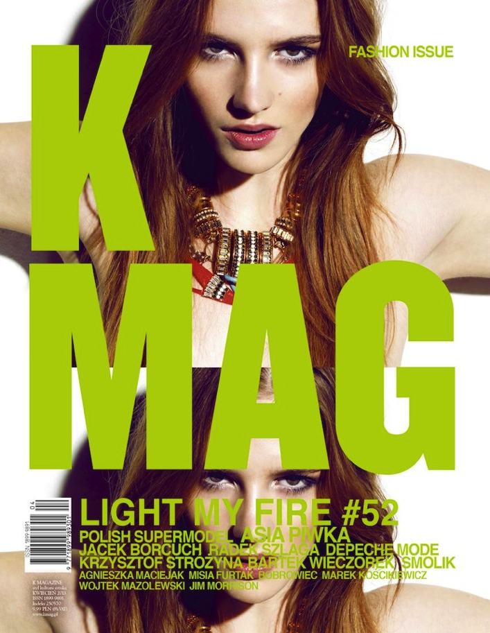 maria eriksson, fashion, cover
