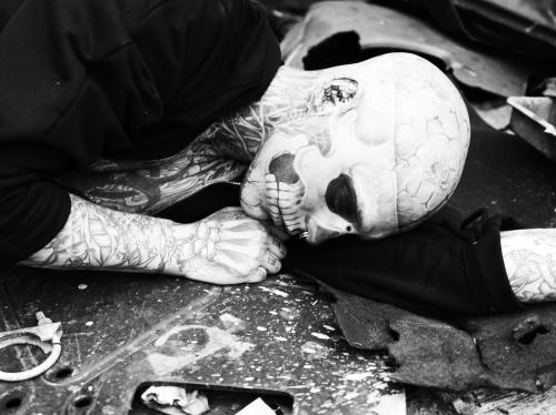 maria eriksson, zombi boy,