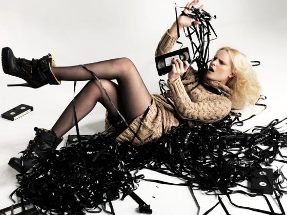 maria eriksson, fashion, editorial